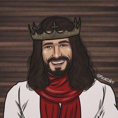 Christian Images, Christian Art, Thanks Jesus, Jesus Cartoon, Jesus Drawings, Christian Paintings, Jesus Is Life, Pictures Of Jesus Christ, Jesus Art