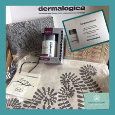 #WhatsUpWednesday thank you @dermalogicauk Competition Runner Up #DailySuperfoliant woohoo #targets #goals