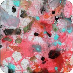 Brian Wall Fine Art Pink 2 Wall Art