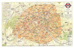 bastille france map
