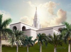 Templo de Campinas Brasil