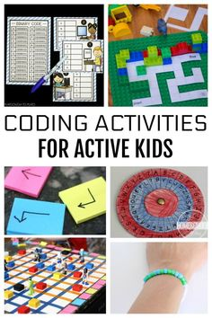 Coding Activities for Kids- lots of fun, clever, hands on games for kids of all ages to learn computer programming. Coding Activities for Kids- lots of fun, clever, hands on games for kids of all ages to learn computer programming. Computer Coding, Computer Programming, Computer Science, Lego Coding, Computer Class, Programming For Kids, Gaming Computer, Science Activities For Kids, Learning Activities