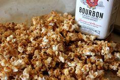 Bourbon Toffee Popcorn!