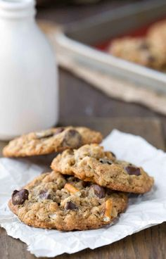 Sweet & Salty Cookie