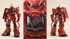 Learn about The Most Beautiful Gundam Zaku Model Ever Created http://ift.tt/2rdktDR on www.Service.fit - Specialised Service Consultants.