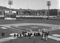 Crosley Field, Cincinnati  (1962)