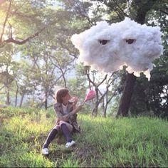 Pet Cloud by Michael Casker