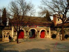 White Cloud Taoist Temple