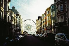 Taken by minibear with a Lomo LC-A loaded with Lomography X-Pro Chrome 100 (35mm) film in Brighton, United Kingdom.
