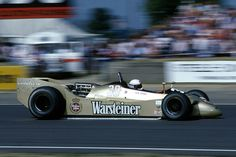 1979: Jochen Mass in the Arrows Ford A2. A lot of rounded racecars look like a bar of soap. This one looks like the dish you put the soap in.