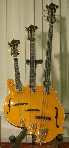 the triple-neck mandolin/bass thing that John Paul Jones plays