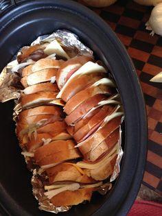 Recipes We Love: Crock Pot Sandwich
