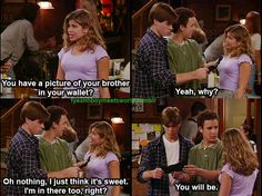cory and topanga quotes Old Tv Shows, Best Tv Shows, Best Shows Ever, Tv Show Quotes, Movie Quotes, Funny Quotes, Boy Meets World Quotes, Girl Meets World, Cory And Topanga