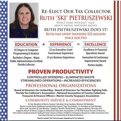 Ruth has saved taxpayers millions of dollars in the toughest of economic times!  (scheduled via http://www.tailwindapp.com?utm_source=pinterest&utm_medium=twpin&utm_content=post93721507&utm_campaign=scheduler_attribution)