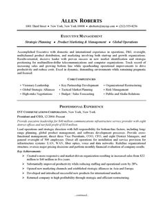 Sample Resume for OJT j Pinterest Sample resume and