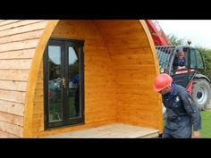 Bow-Roof Shed  Movie - YouTube