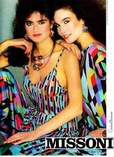 Couture Allure Vintage Fashion: Missoni - 1982