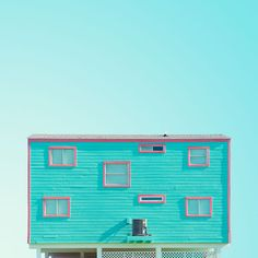 Candy-Colored Minimalism Photography