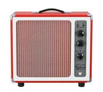 This Tone King is in the brand new Red color that Jeff Tweedy of Wilco is using.   Tone King's Falcon amp may have simplistic looking controls, but don't let this tone monster deceive you, it offers