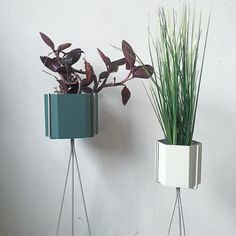 ferm LIVING Hexagon pots and vases httpwwwfermlivingcom