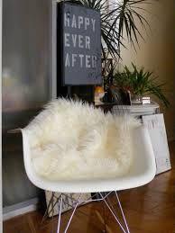 Image result for sheep skin in bedroom