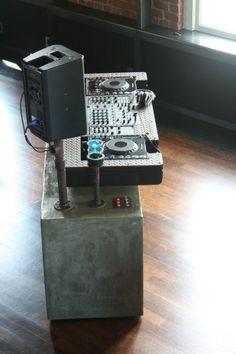 Shoddy Lynn Console by Trevor O'Neil