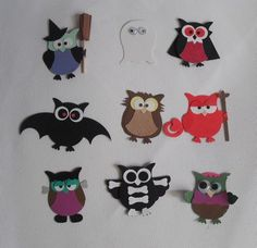 SU Owl Punch - Halloween Punch Art I by DiHere - Cards and Paper Crafts at Splitcoaststampers