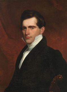 ab. 1845 Thomas Sully (attributed to) - Portrait of a Gentleman