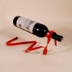 Practical Wine Holder Rack Bottle Shelf Metal Sculpture Home Kitchen Accessories #PracticalWineHolderChina