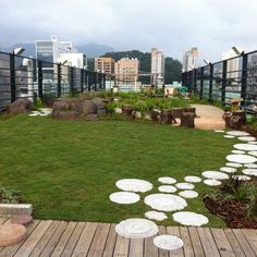 Rooftop Garden Design, Pictures, Remodel, Decor and Ideas
