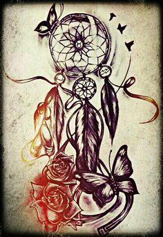 ☮ American Hippie Art ~ Dreamcatcher