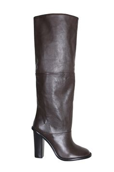 50 Awesome Fall Boots For EVERYONE  #refinery29  http://www.refinery29.com/fall-boots-2014#slide23  Knee-High Boots