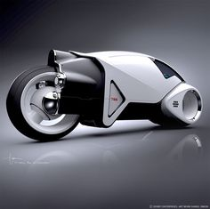 Tron Concept Motorcycle