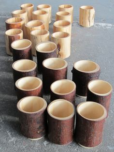 Lathe Projects, Wood Turning Projects, Woodworking Projects Diy, Diy Wood Projects, Whittling Wood, Bowl Turning, Bamboo Crafts, Wood Cutting Boards, Wood Lathe