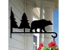 Bear Plant Hanger