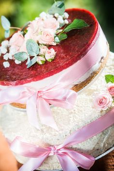 wedding cake happines color love naked cake vintige cake birthday cake fruit cake with flower  raspberry chocolate rosa