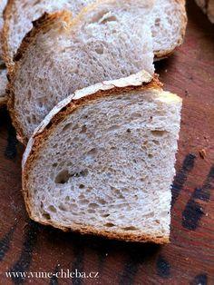 Bílý vánkový chléb – Vůně chleba Sourdough Bread, Bread Baking, Bread Recipes, Food, Art, Bread Making, Loaf Recipes, Meal, Essen