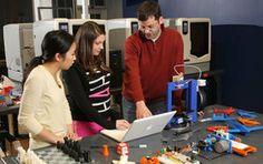 3-D printing in STEM education