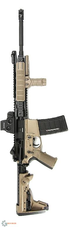 "Aaron- ADDAX Piston 16""; AR-15- Gun Of The Day"
