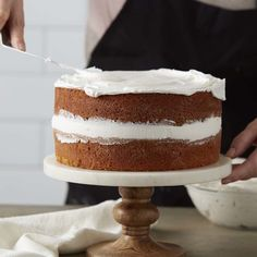 This cake has a firm, moist texture that makes it perfect for tiered designs. We've added almond flavor to give it a richer taste everyone will love.