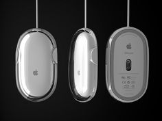 Pro Mouse, the most beautiful mouse until Ive created the Magic mouse... which is just amazing!