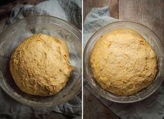 Perfect autumn treat: Sourdough pumpkin rolls