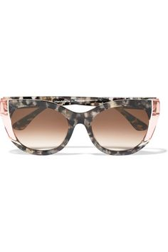 30f5b6e8665d8 Multicolored acetate 100% UV protection Come with a drawstring pouch and  designer-stamped hard