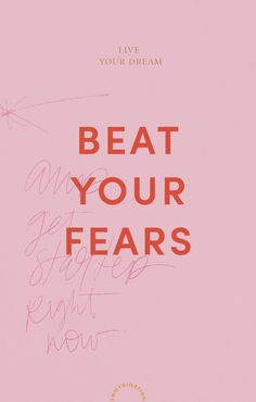 3 Steps to Beat the Fear of Getting Started ~ Emmygination // How to bust through your limiting beliefs and get started on building that dream business and life you've been holding on to! Motivacional Quotes, Nike Quotes, Words Quotes, Author Quotes, Sayings, Positive Affirmations, Positive Quotes, Strong Quotes, Inspirational Quotes For Women