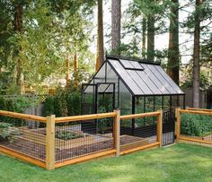 vancouver vegetable garden fence with modern sheds shed contemporary and greenho. - vancouver vegetable garden fence with modern sheds shed contemporary and greenhouse trees - Backyard Greenhouse, Greenhouse Plans, Backyard Landscaping, Backyard Sheds, Fenced Vegetable Garden, Vegetable Garden Design, Fenced Garden, Raised Bed Garden Design, Raised Vegetable Gardens
