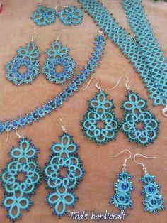 Tina's handicraft : set