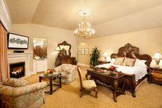 Santa Ynez Inn room- heart of Santa Barbara's wine country