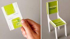 Creativas tarjetas de presentación marcan la diferencia (FOTOS)