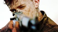"""""""I had him, I had him in my sights. I could've done it, too. Ended it right there and then, but I'm too much of a coward, I'm sorry, El."""" - young Wilson"""