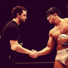 Prince Devitt & Kota Ibushi #NJPW